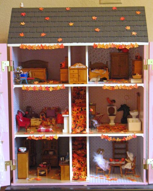 Autumn doll house4