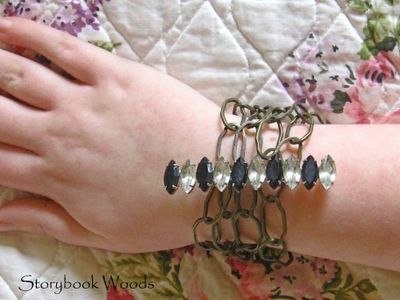 Bracelet necklace