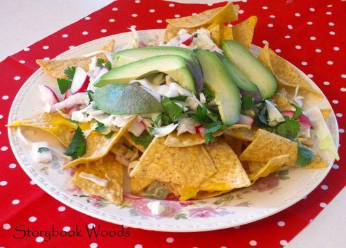 Noch yo salad