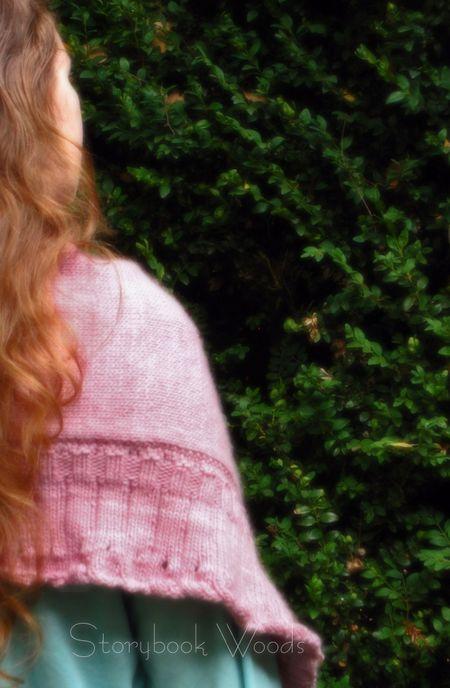 Cossette shawl