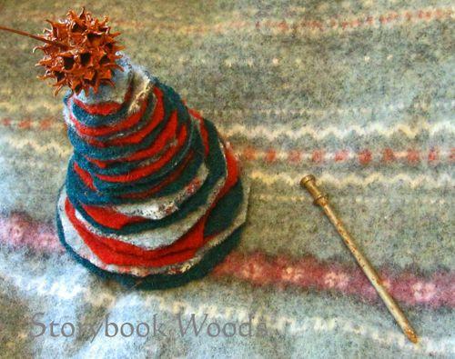 Wool tree 2