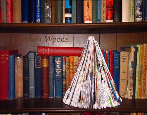 Folded tree