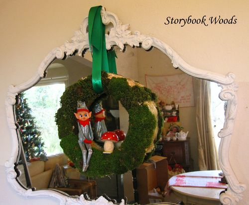 Woodland wreath 5