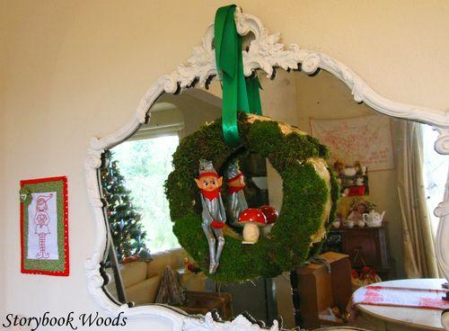 Woodland wreath 33