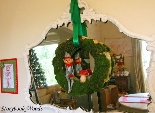Woodland wreath 4