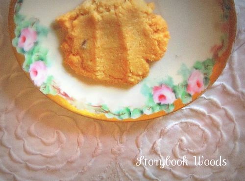 Lavender almond cookie2
