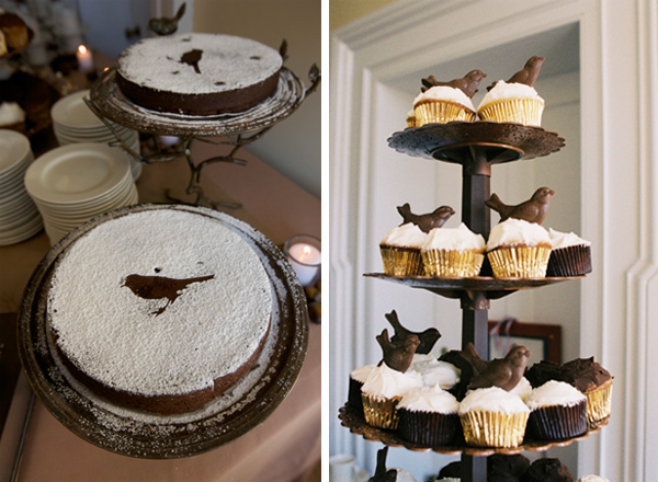 Bird-wedding-cake