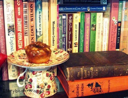 Apple carmel muffin2