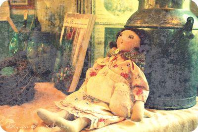 Wren doll