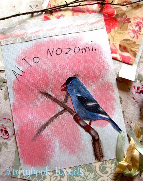 Muslin bird 101