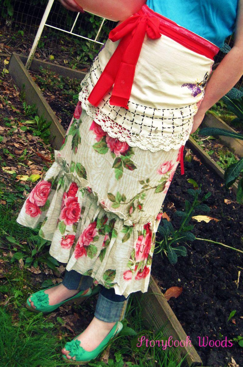 Spring apron 101