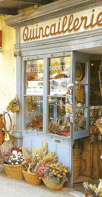 French shop