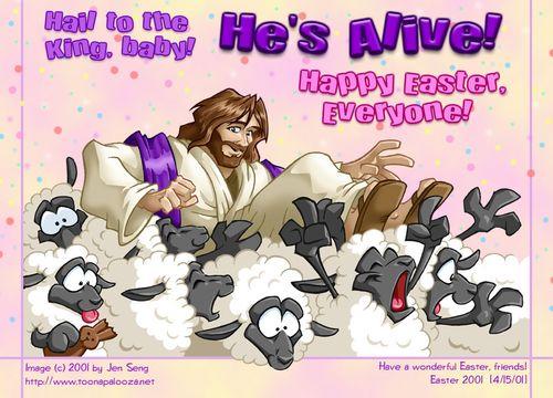 Easter2001