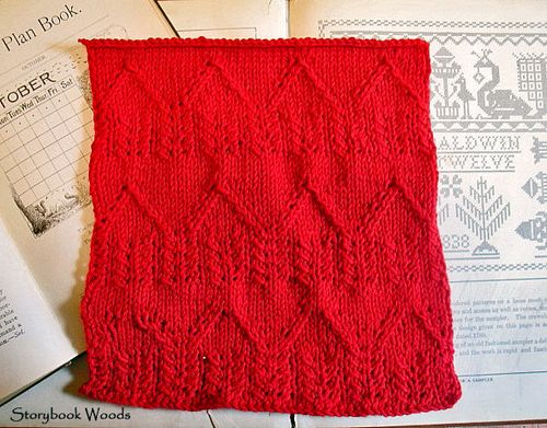 Schoolhouse washcloth