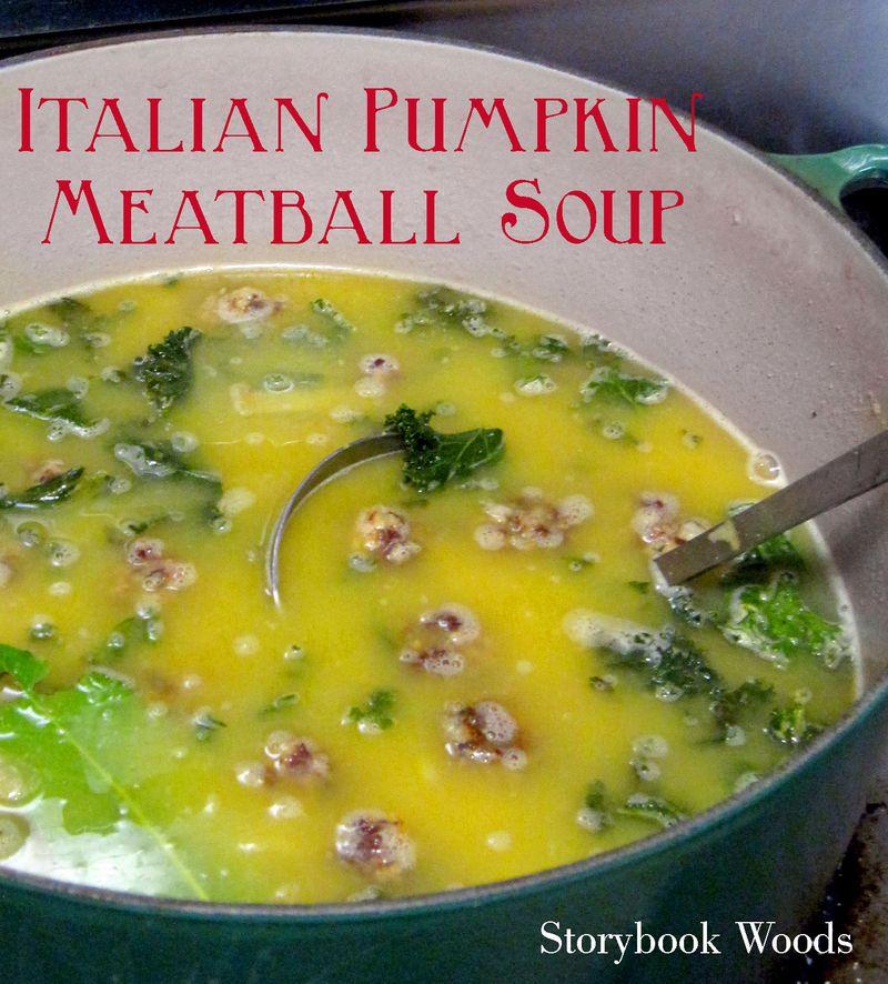 Meatball soup 2