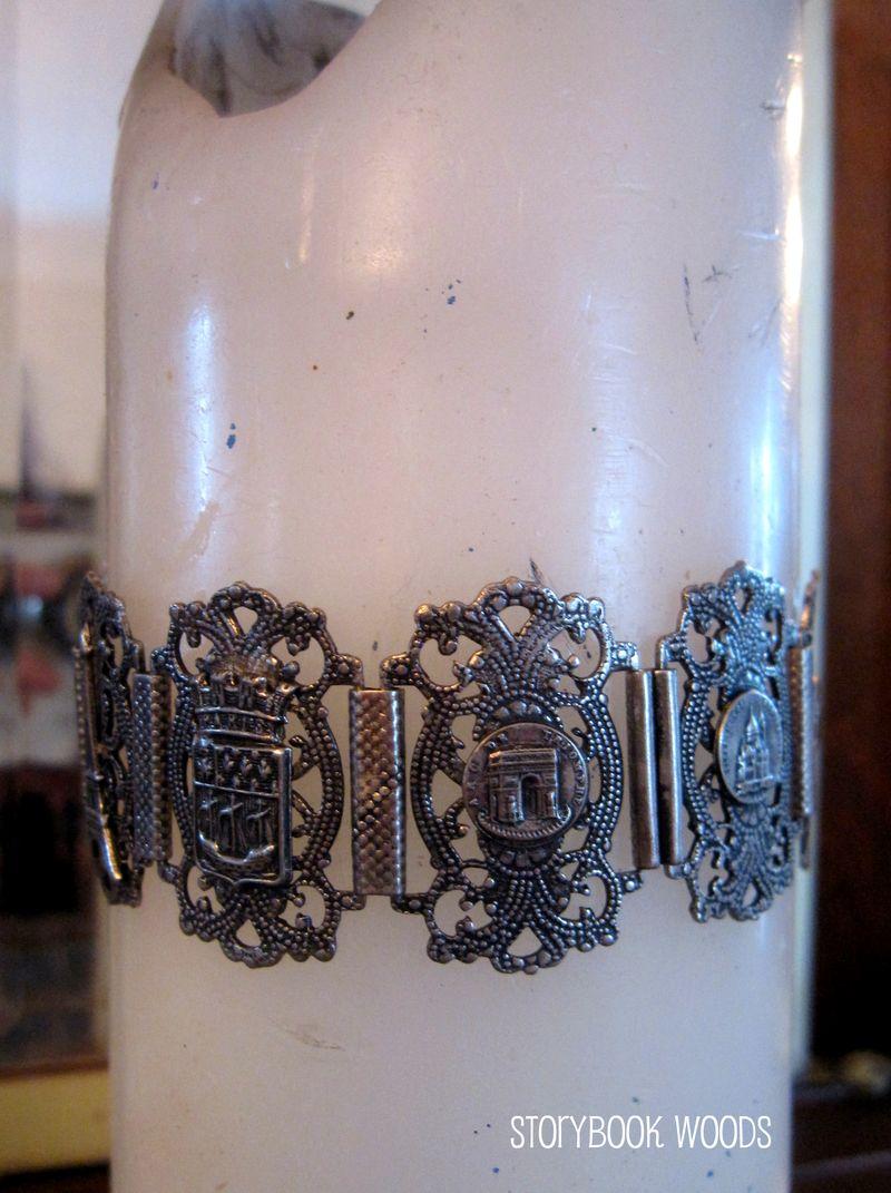Jewlary candle