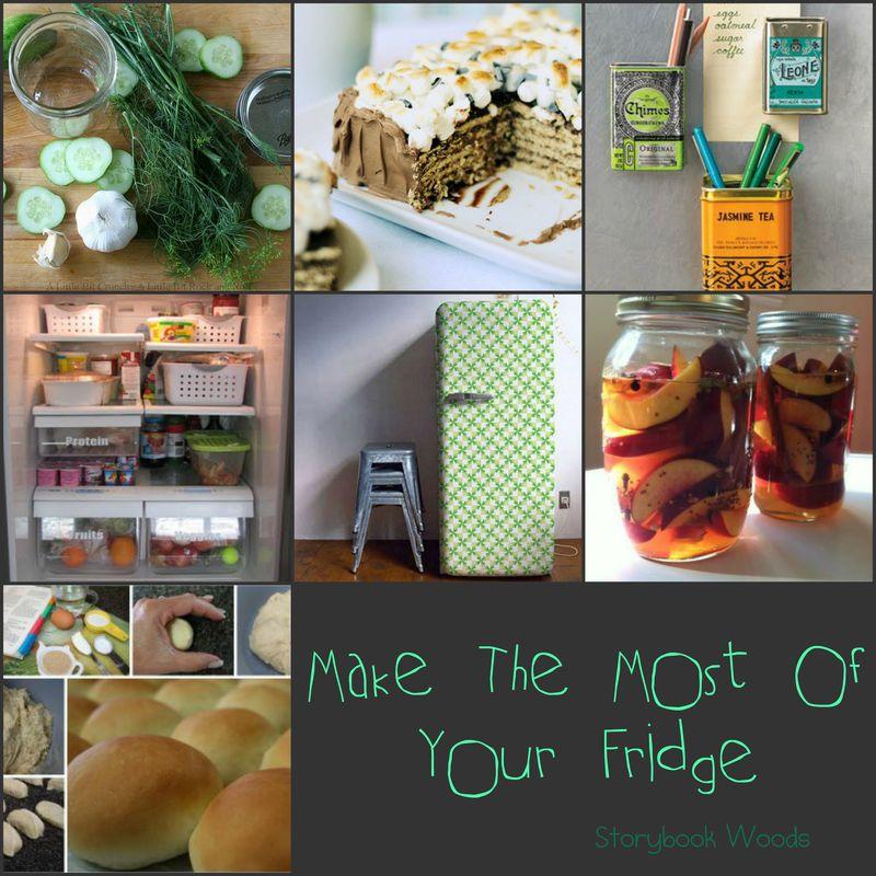 Fridge collage