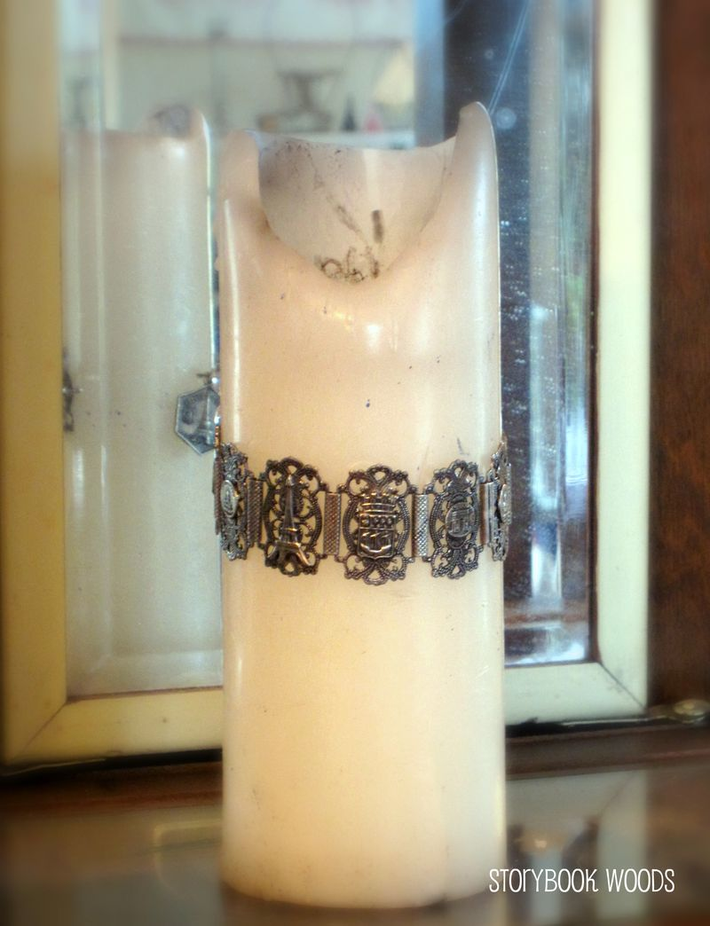 Jewlary candle 4