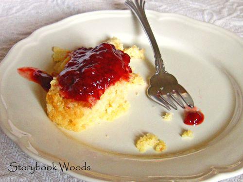 Lemon ricoota cake 1
