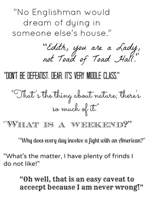 Downton quoteeee