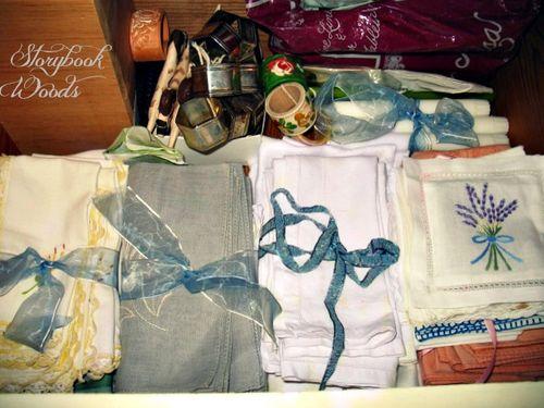 Lavender drawer