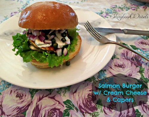 Salmon burger2