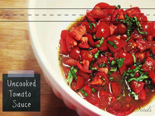 Uncook tomatoe fixed