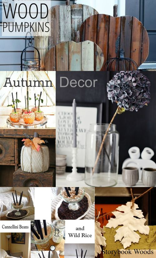 F decor Collage