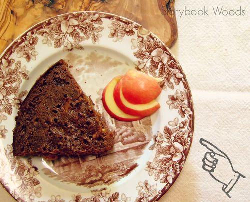 Gf cider cake