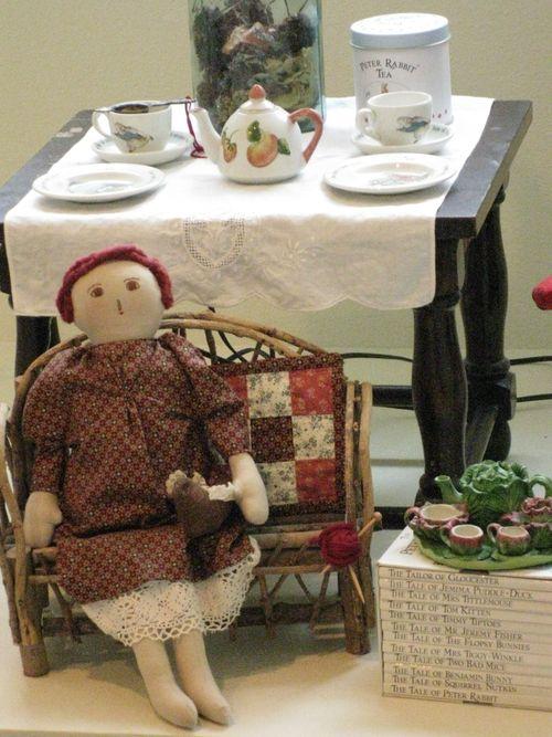 Dolls tea party 007