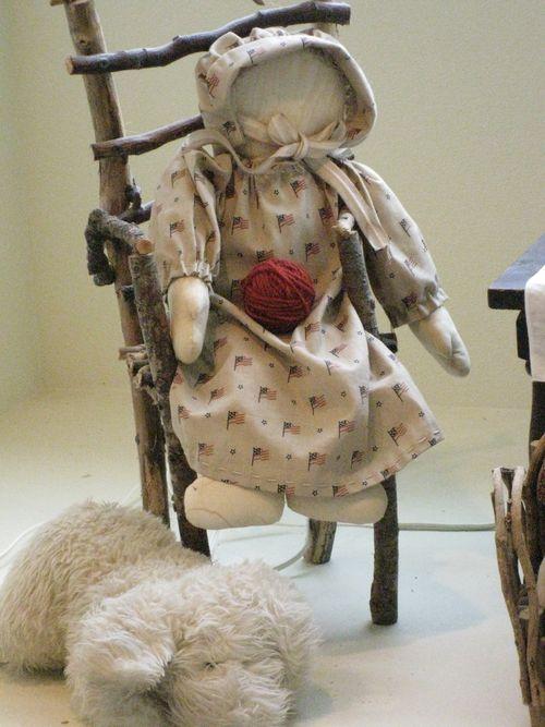 Dolls tea party 005