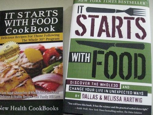 It starts with food book 002