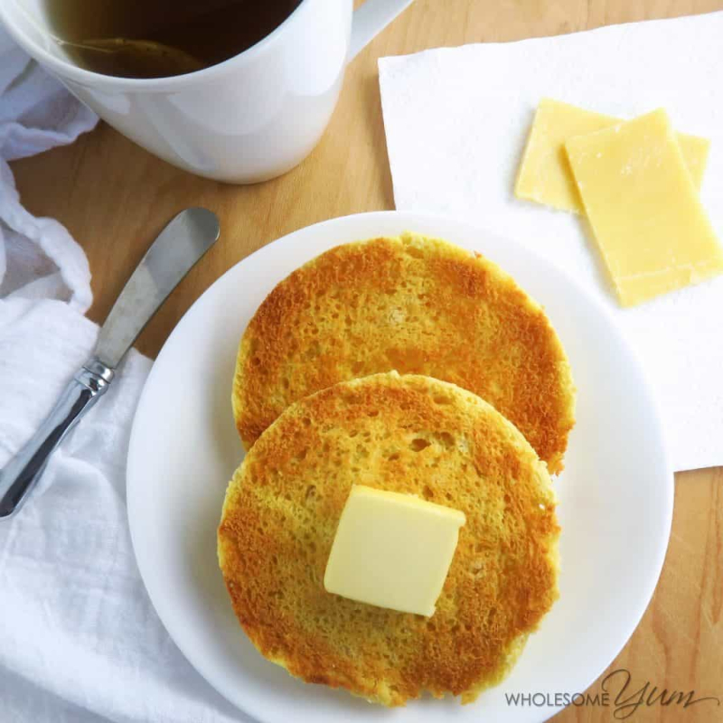 English-muffin-paleo-low-carb