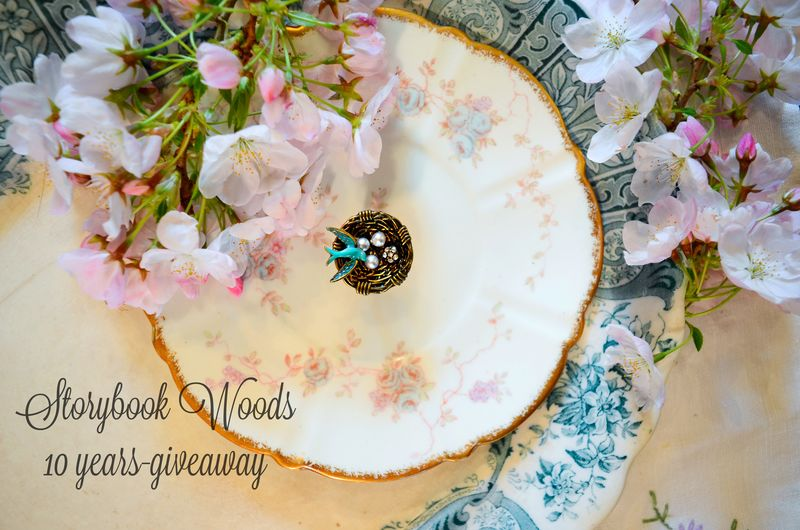 10 year give away storybook woods