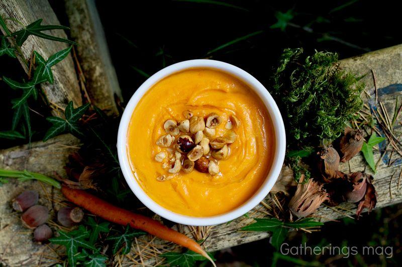 Carrot soup 1o1