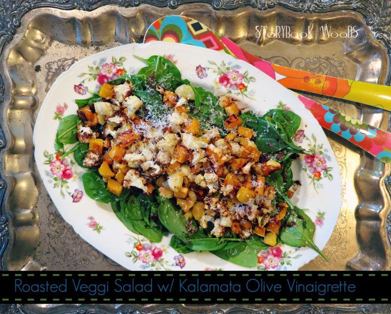 Roasted salad 2