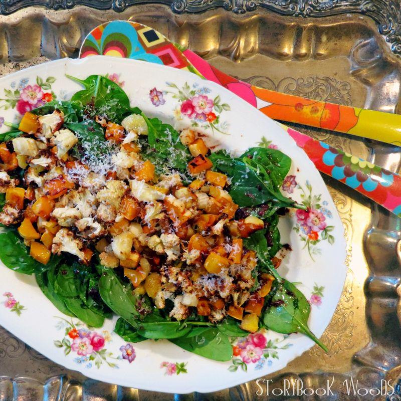Roasted salad 3