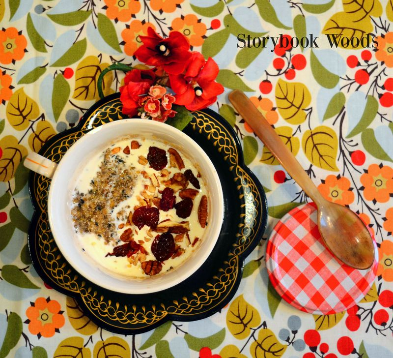 Grain Free Porridge Storybook Woods 1